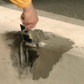 ремонт бетона специалистом