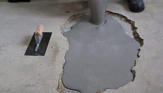 Ремонт промислових підлог
